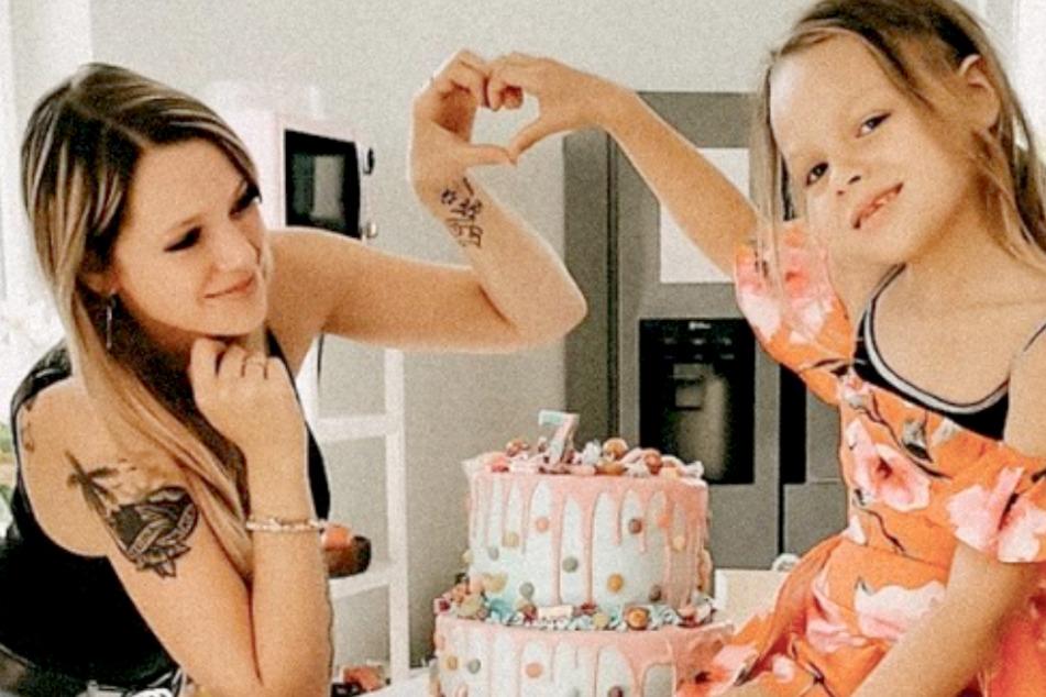 Anne Wünsches (29) Tochter Miley (8) will in die Öffentlichkeit.