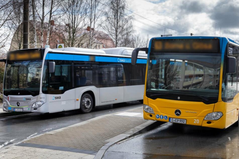 Neue Vollsperrung in Chemnitz: Das bedeutet das für den Nahverkehr