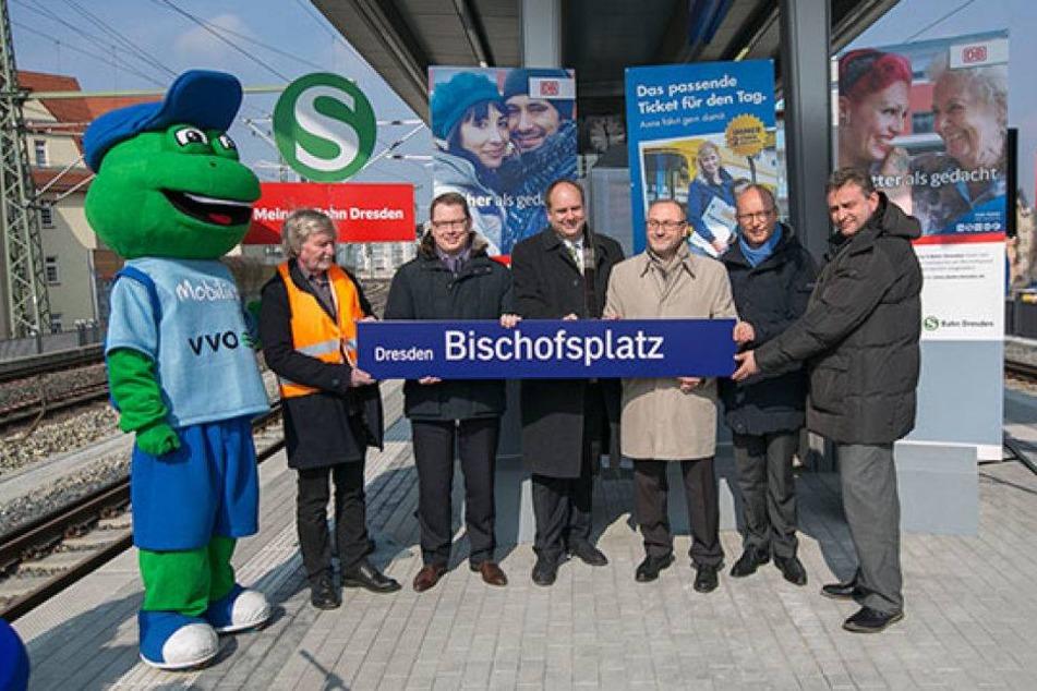 Zur Eröffnung am 20. März kam sogar Oberbürgermeister Dirk Hilbert.