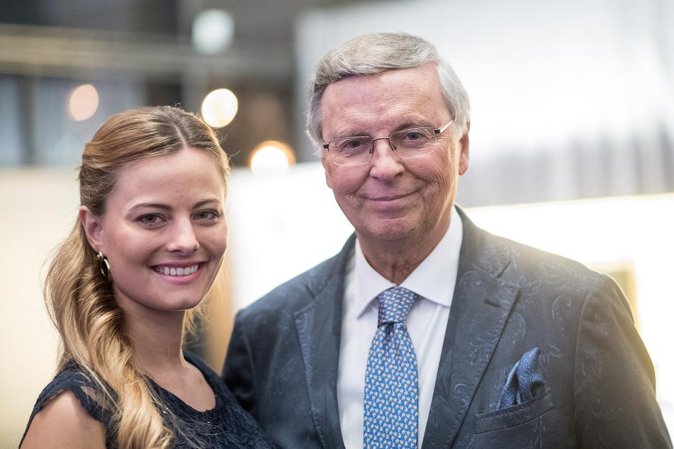 Wolfgang Bosbach wird zum ersten Mal Opa