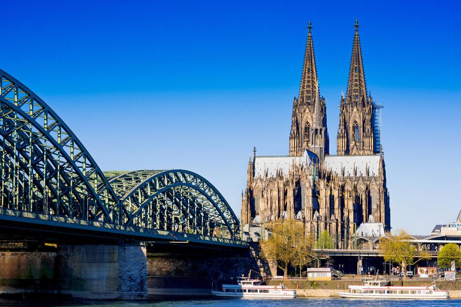 Der Kölner Dom.