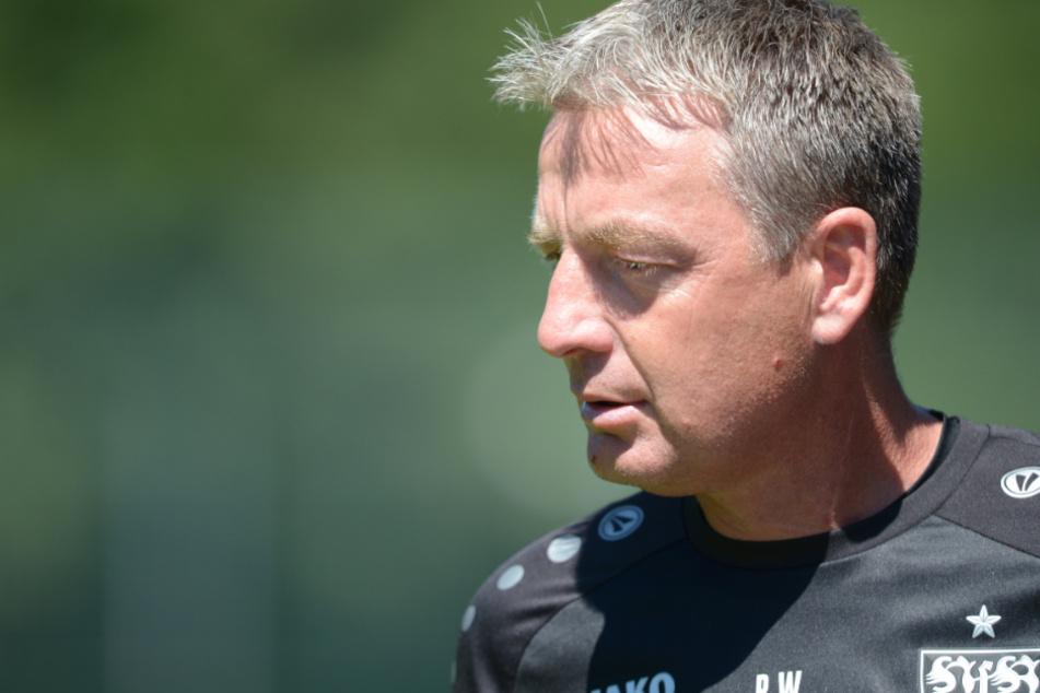 Rainer Widmayer (53) war vor einem Jahr von Hertha BSC zum VfB zurückgekehrt.