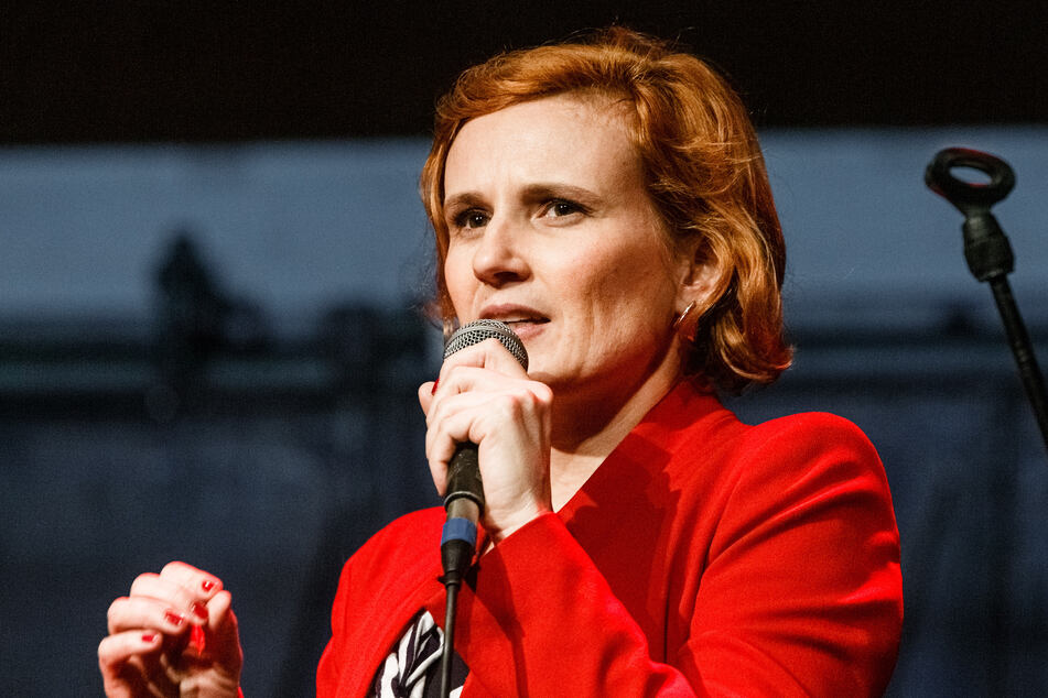 Linken-Chefin Katja Kipping hat angesichts der Corona-Krise einen Schutzschirm für die freie Kulturszene gefordert.