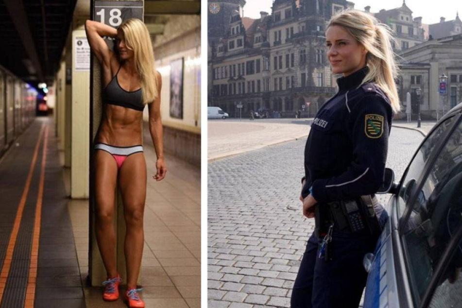 geile polizistin