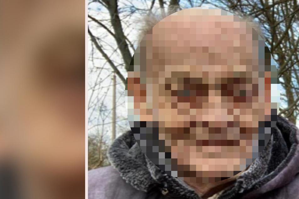 Er verschwand aus Pflegeheim: Klaus Dieter D. (78) ist wieder da!