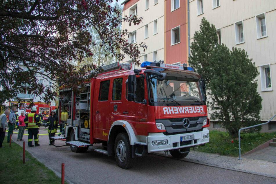 Grillversuch ging schief: Frau bei Feuer verletzt