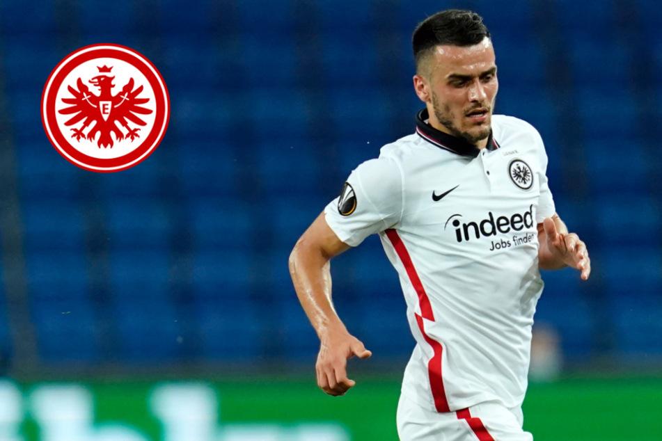 Kostic bleibt für die Eintracht überlebenswichtig, doch sind seine Tage in Frankfurt schon gezählt?