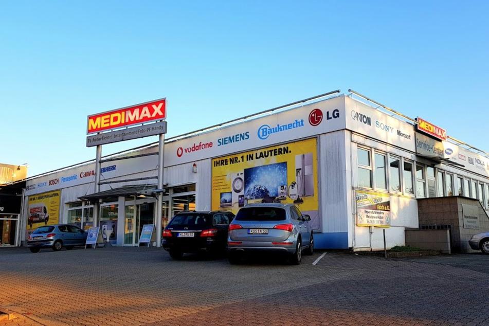 MEDIMAX Kaiserlautern verkauft Technik richtig günstig! Und zwar so...