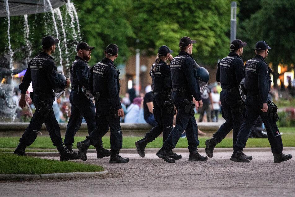 Mehr Rechte für die Polizei? SPD und FDP gefällt das in der jetzigen Form nicht. (Symbolbild)