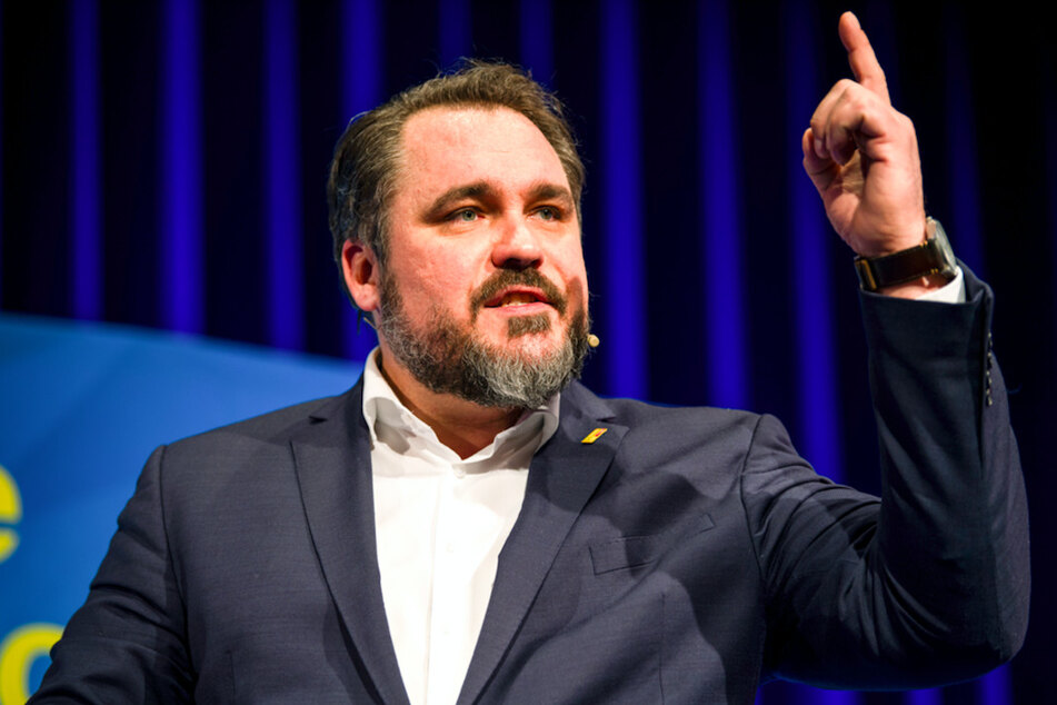 Daniel Föst, Landesvorsitzender der FDP Bayern, fordert ein Ende der Ausgangsbeschränkungen.