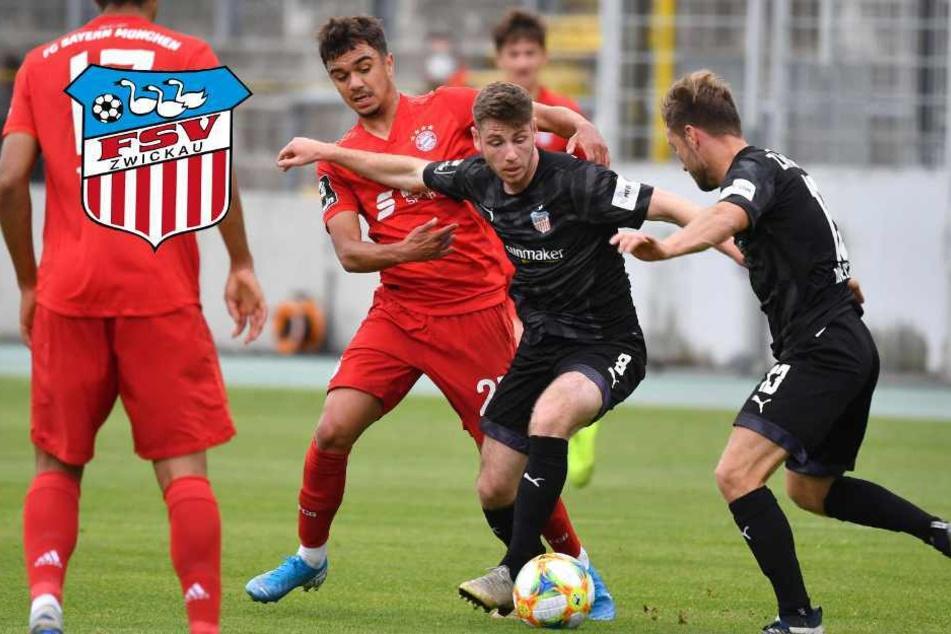 17-jähriger Bayern-Bubi Musiala schießt den FSV Zwickau ab!