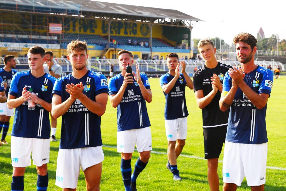 Der Chemnitzer FC hat trotz des Abstiegs wieder einen guten Kader zusammengestellt.
