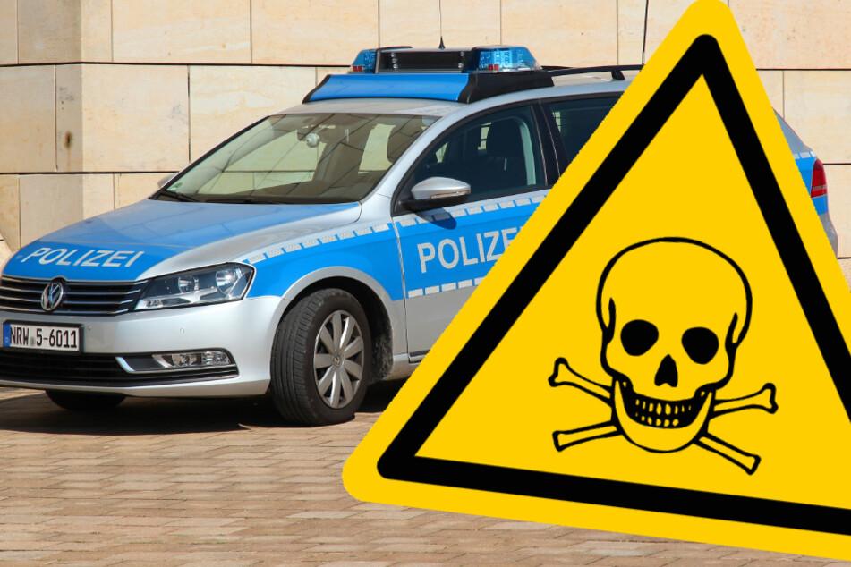 Giftiger Fund in Wohngruppe für psychisch Kranke: Bewohner hat Zyankali im Schrank