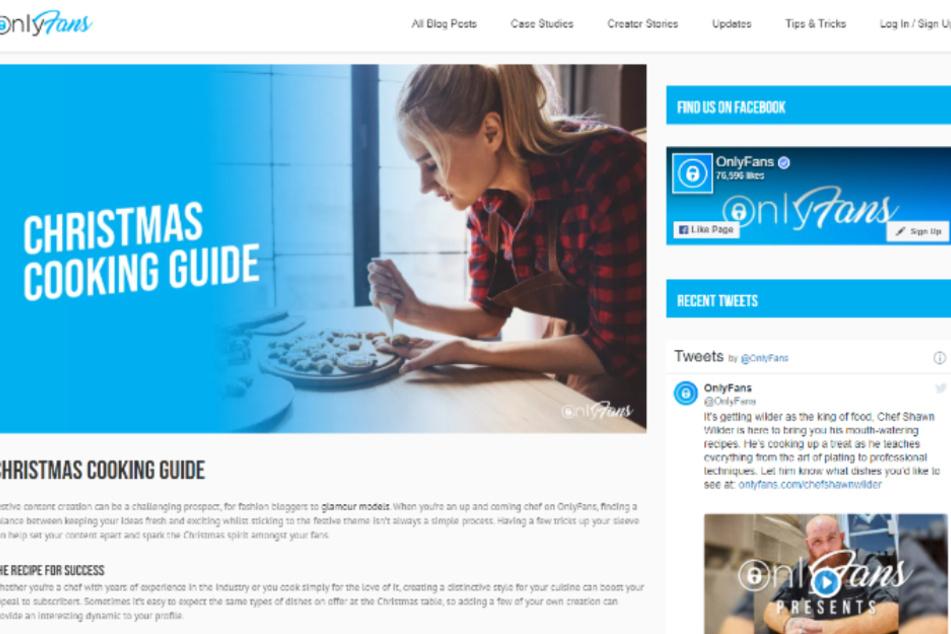Im hauseigenen Blog liefert das Unternehmen professionelle Tipps und Inspirationen für Inhaltsschaffende.