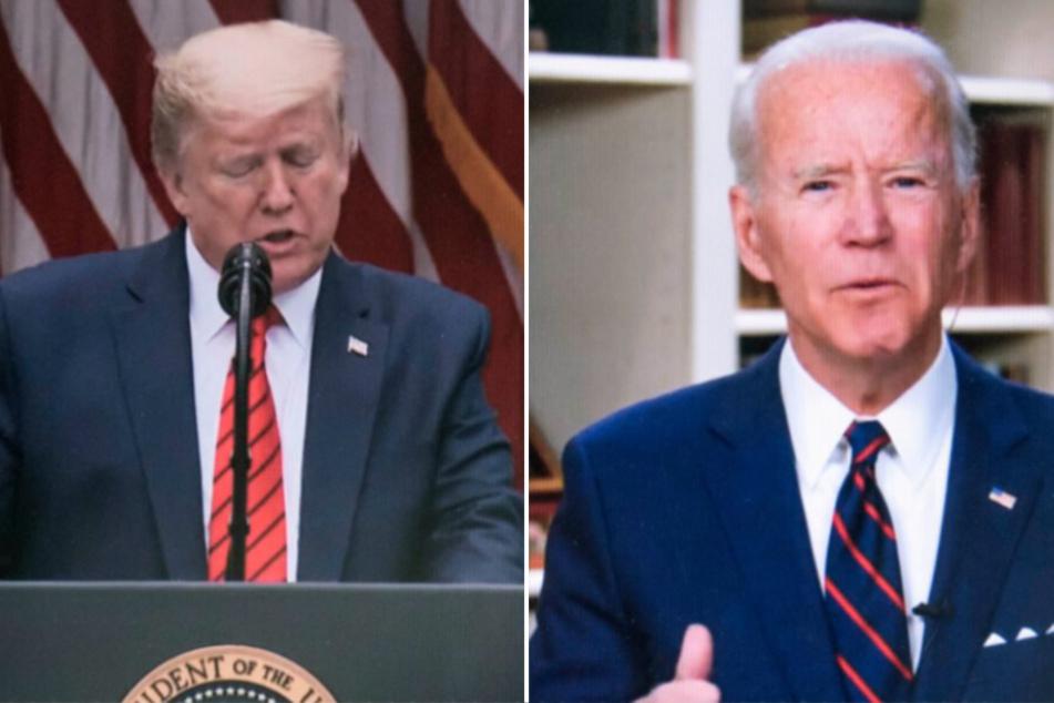 Nach Trumps schroffer Beleidigung: So reagiert Joe Biden