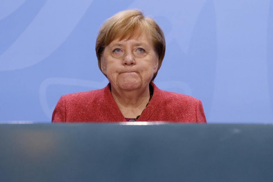 Bundeskanzlerin Angela Merkel (66, CDU) hat nicht zu allem etwas zu sagen.