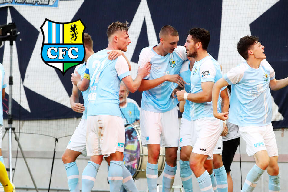 Chemnitzer FC vergibt beim Spitzenreiter in letzter Sekunde den Sieg!