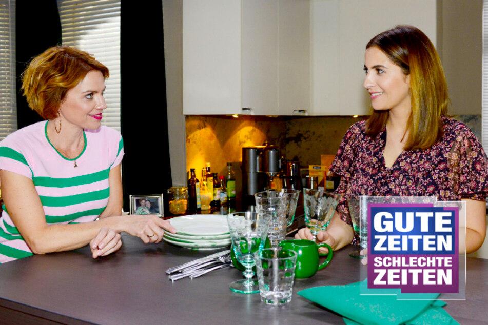 """""""Großer Knall"""": Laura ist zurück bei GZSZ!"""