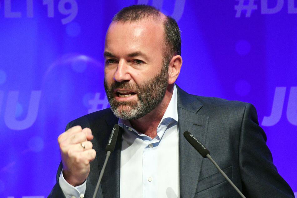 Manfred Weber (49) verzichtet überraschend auf eine Kandidatur für das Amt des Präsidenten des Europaparlaments.