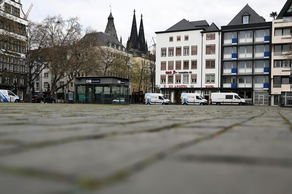 Für Köln gilt ab Freitagnacht eine nächtliche Ausgangsbeschränkung.
