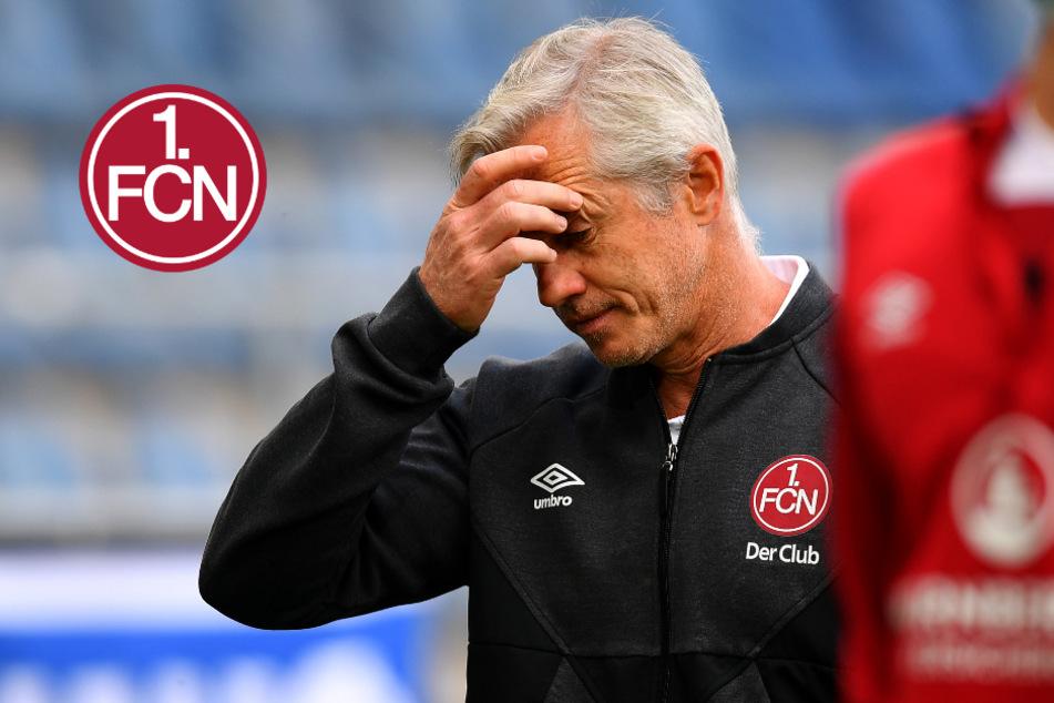Paukenschlag beim 1. FC Nürnberg: Trainer Jens Keller entlassen!