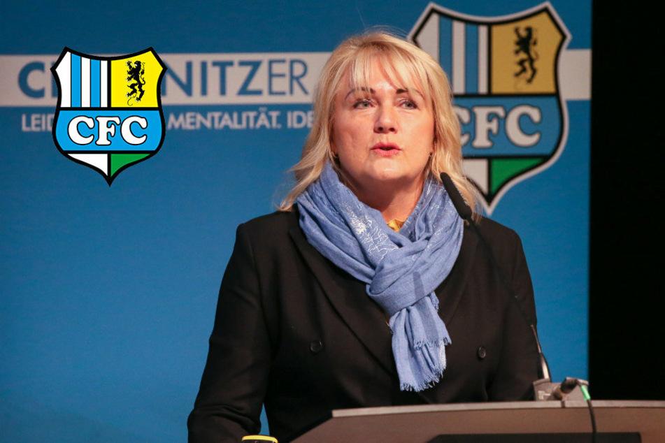 Chemnitzer FC: Spenden-Flut bei den Himmelblauen