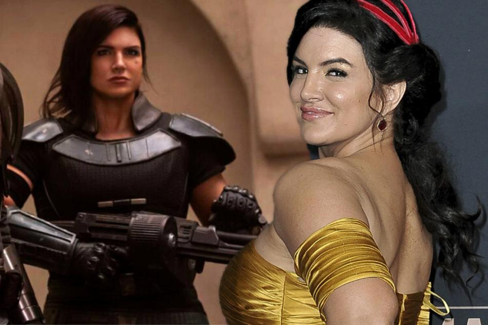 "Nach heftigem Nazi-Vergleich: ""The Mandalorian""-Star Gina Carano gefeuert!"