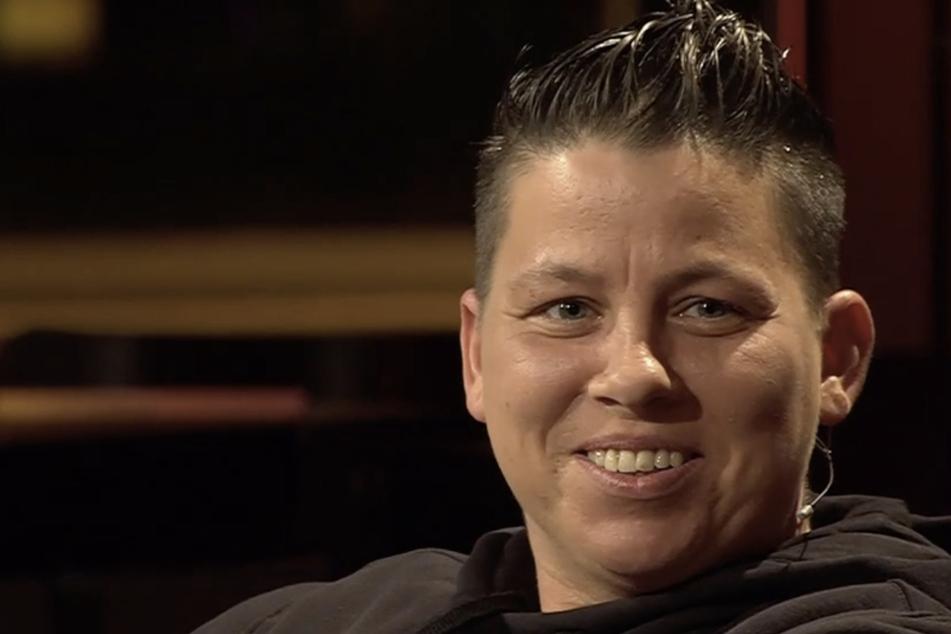 Ist beim Texten ganz in ihrer eigenen Welt: Sängerin Kerstin Ott.