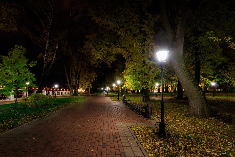 Junge Frau im Park vergewaltigt: Vier Männer müssen in den Knast