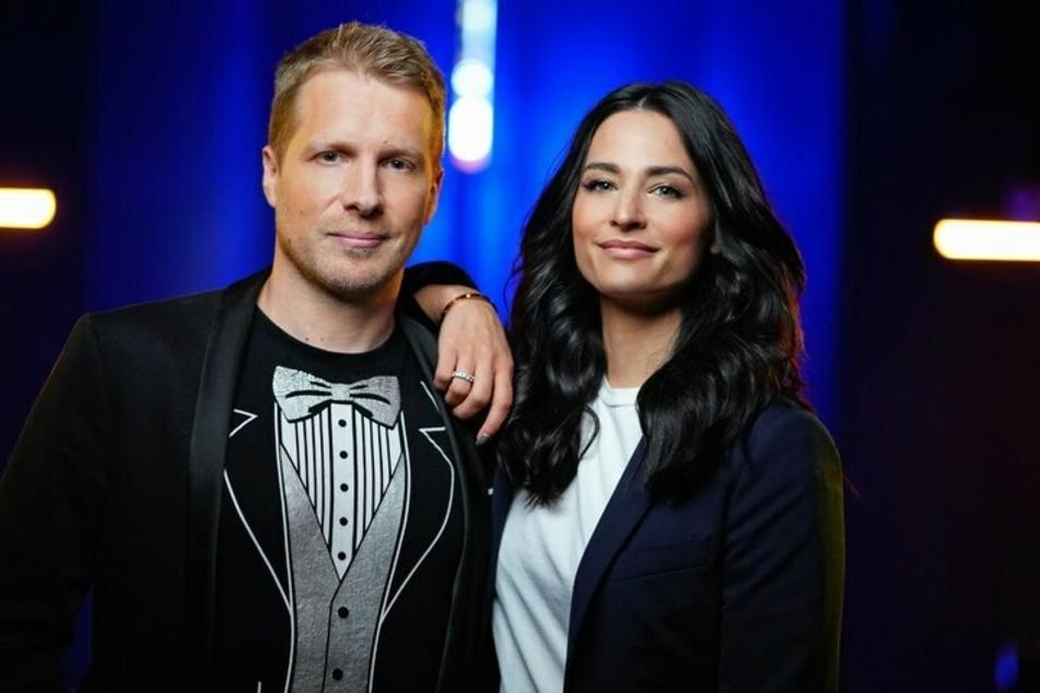 """Oliver Pocher (43) hat zusammen mit seiner Ehefrau Amira (28) die RTL-Show """"Pocher - gefährlich ehrlich"""" moderiert, doch damit ist jetzt Schluss."""