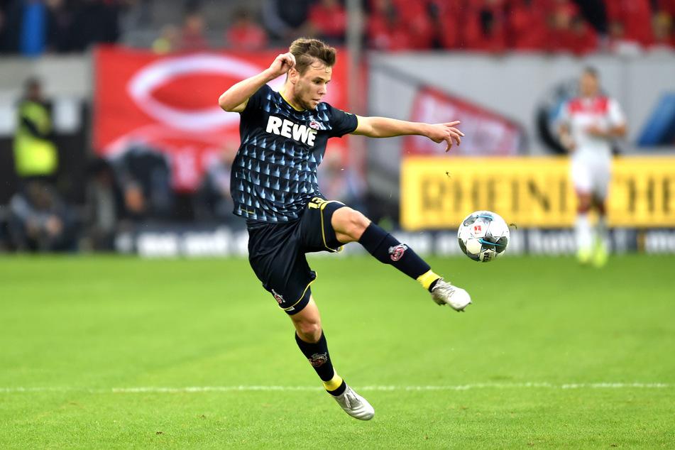 Louis Schaub (26) ist noch bis zum Sommer vom 1. FC Köln an den FC Luzern verliehen. Die Schweizer sollen an einer Kaufoption interessiert sein. (Archivfoto)