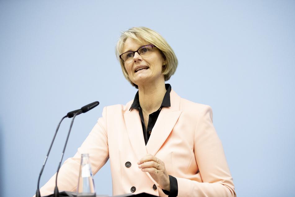 Bundesbildungsministerin Anja Karliczek (48, CDU)