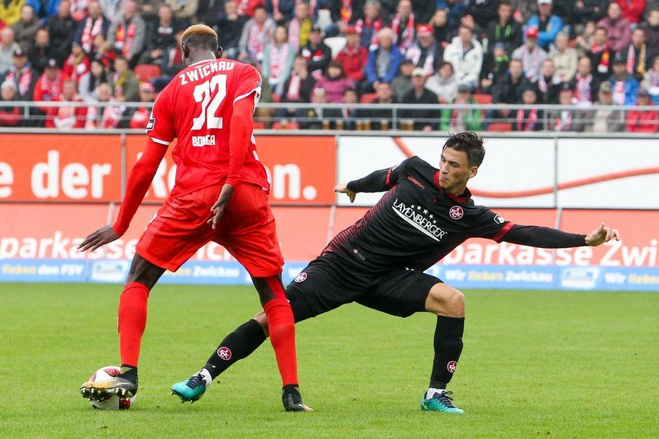 Theodor Bergmann (23, r.) wechselt von Kaiserslautern zu Carl Zeiss Jena.