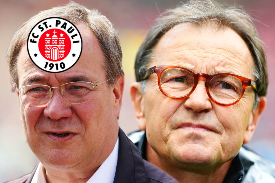 """St.-Pauli-Botschafter greift Armin Laschet an: """"Schämen Sie sich!"""""""