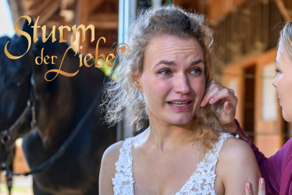 """""""Sturm der Liebe"""": Ist sie die neue Traumfrau am Fürstenhof?"""
