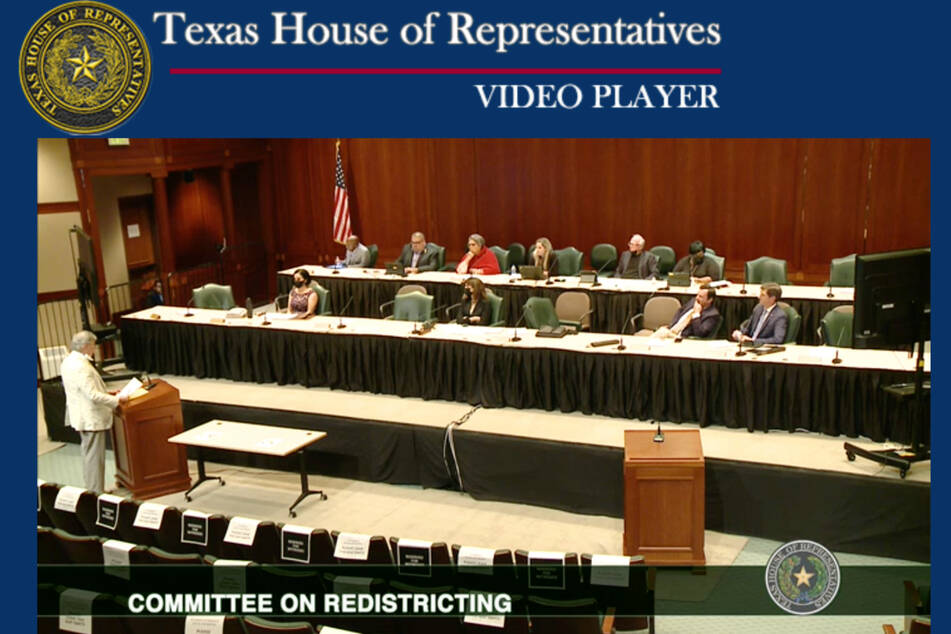 """""""This is breaking my heart"""": Texans have their say in public hearings on redistricting"""