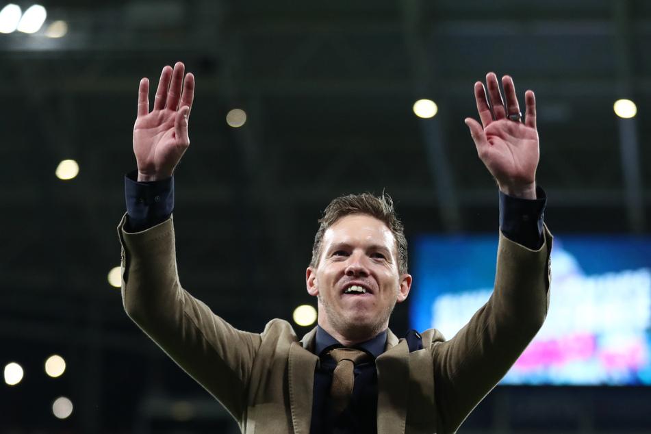 Das Erreichen des Champions League Viertelfinales ist der bislang größte Erfolg der noch jungen Leipziger Vereinsgeschichte.