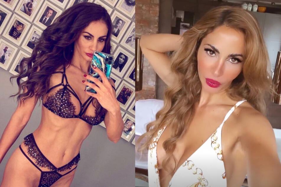 Zu nackt für TikTok? Playmate Janina Youssefian fliegt von Plattform
