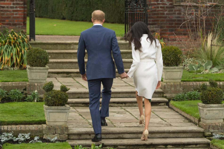 Prinz Harry (35) und Herzogin Meghan (38) kehrten dem britischen Königshaus den Rücken.