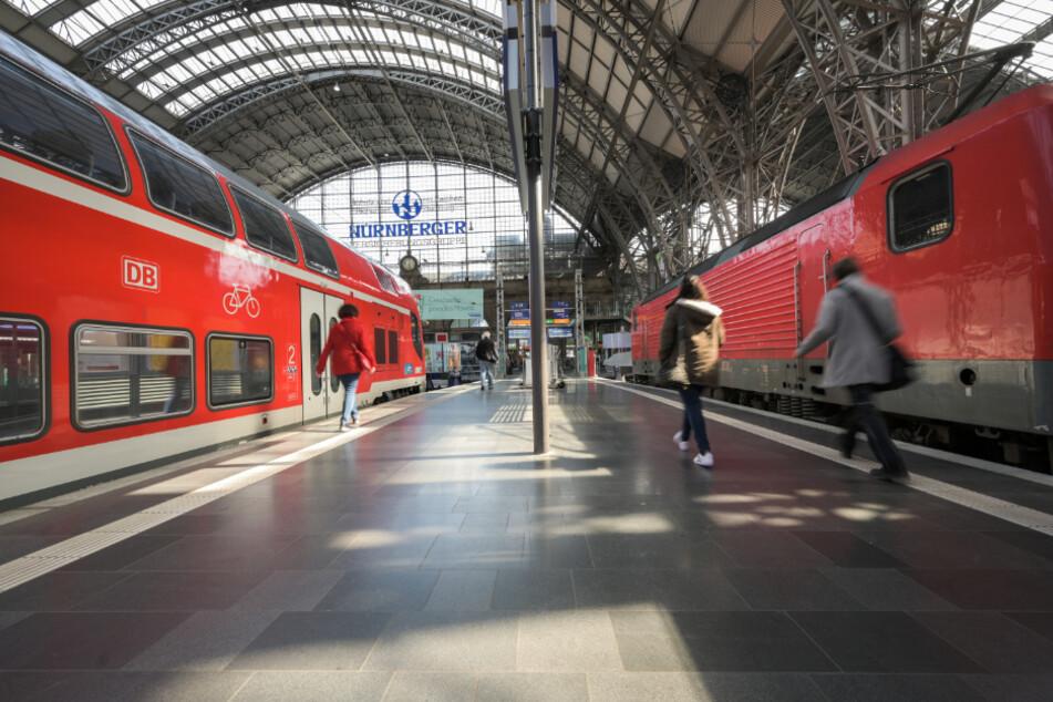 Die Fahrgastzahlen sind nach Ostern gestiegen (Symbolfoto).