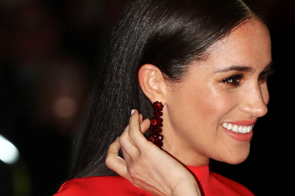 Revealed: this is Duchess Meghan's real first name!