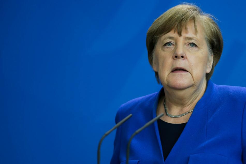 """Berlin: Merkel warnt vor Corona-Leichtsinn: """"Keine Sekunde in Sicherheit wiegen"""""""
