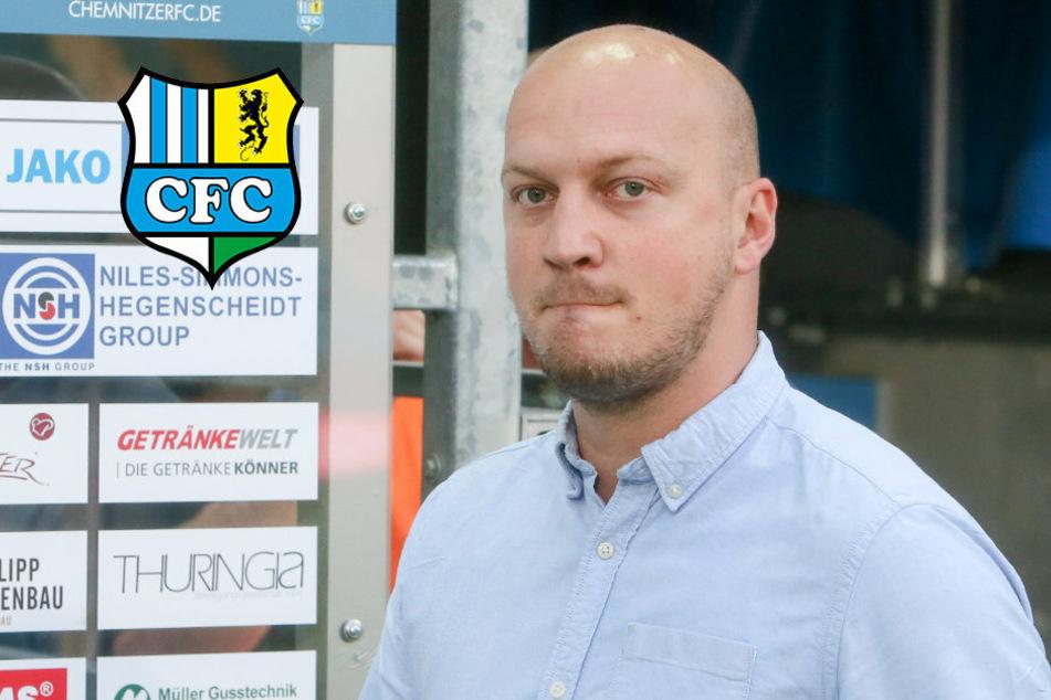 Paukenschlag! CFC trennt sich von Sportdirektor Armin Causevic