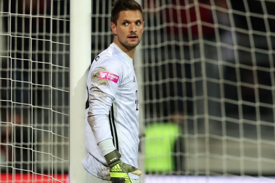 Durfte beim FC Bayern häufiger Manuel Neuer (34) vertreten: Sven Ulreich (31).