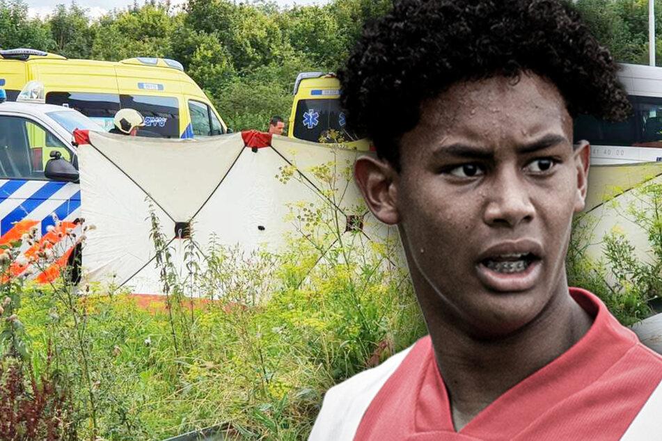 Tragisches Unglück: Ajax-Talent (†16) stirbt mit seinem Bruder (†18) bei Unfall