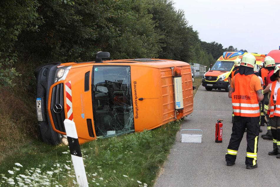Der Mercedes wurde in Fulda geklaut.