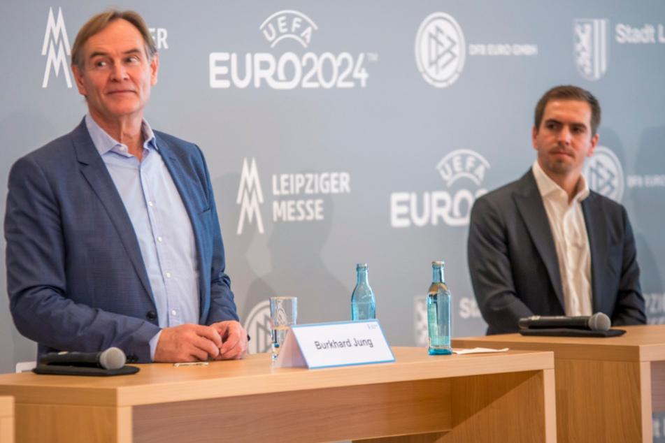 Leipziger Messe wird internationales Medienzentrum zur Euro 2024