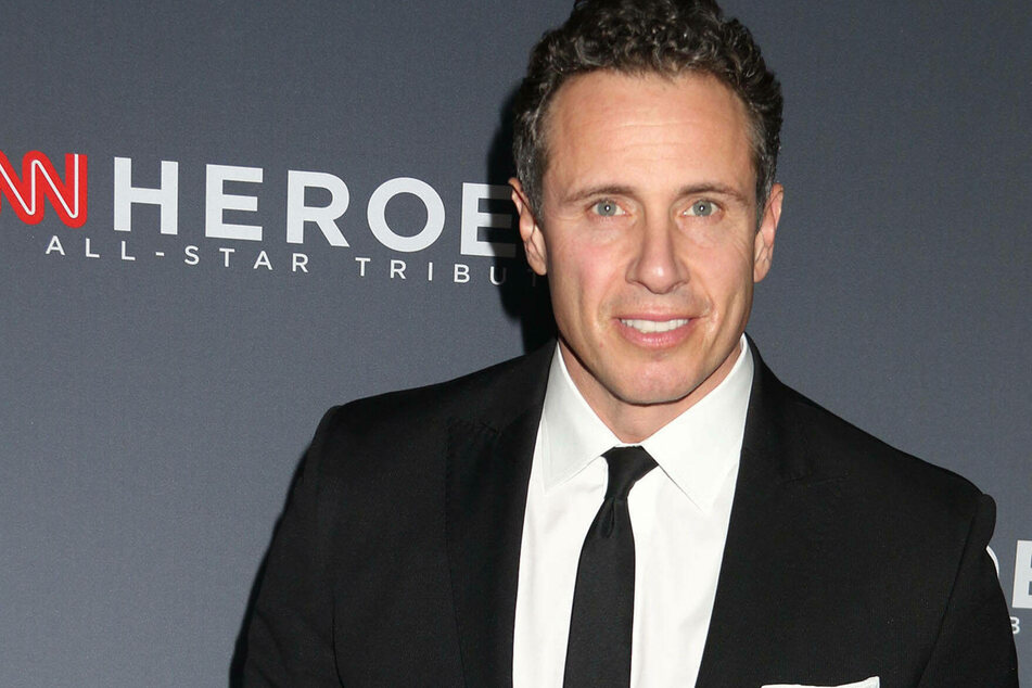 CNN host Chris Cuomo accused of sexual harassment by former boss