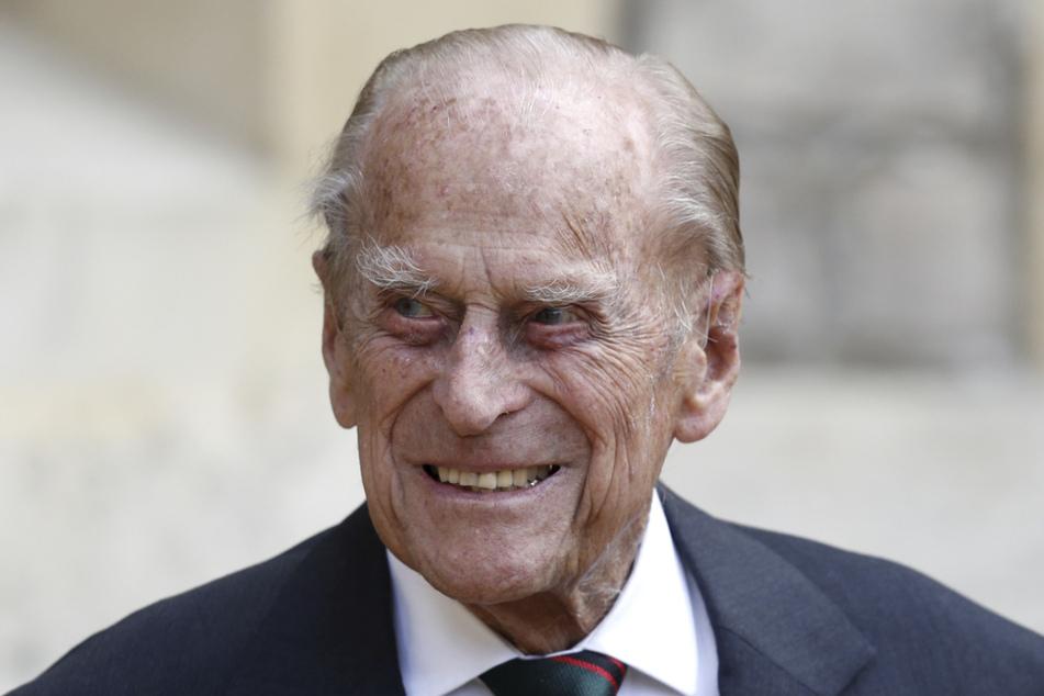 Prinz Philip plante mit seinem 100. Geburtstag. (Archivbild)