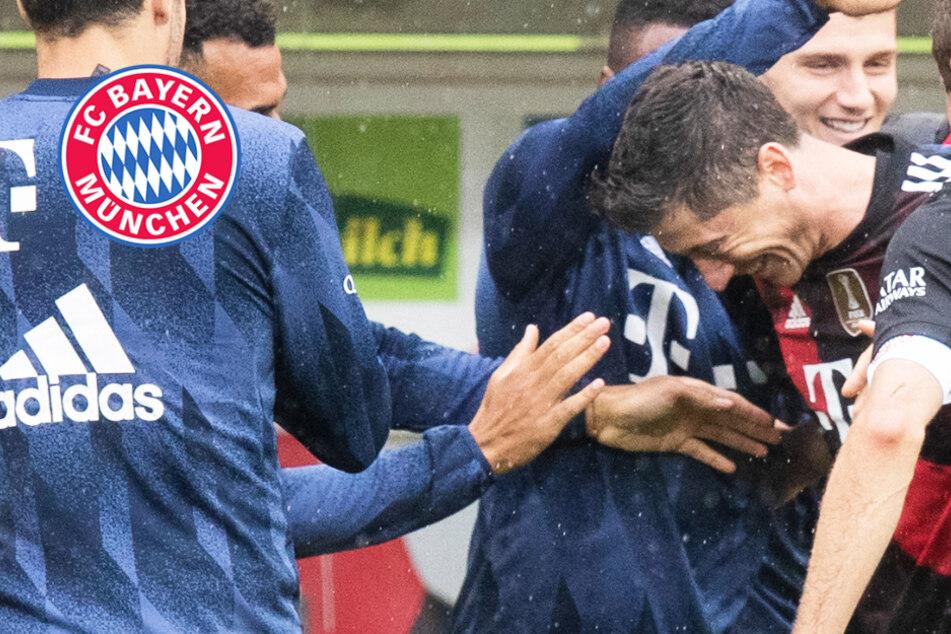 Gleichauf mit Müller: Bayern-Star Lewandowski und ein Tag, der in die Geschichte eingehen wird
